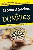 Leopard Geckos For Dummies