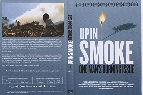 Price comparison product image Inga Foundation - Up In Smoke - The Film - Channel 4 - DVD