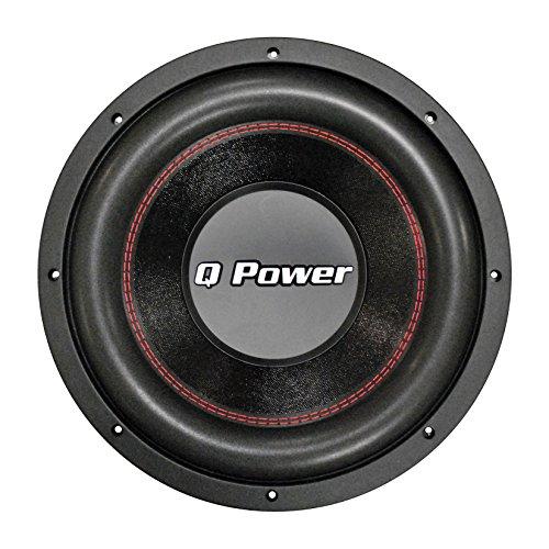 6 Dual Voice Coil Speaker - Qpower QPF15D 15