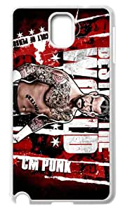 Samsung Galaxy Note 3 N9000 Case - Popular WWE Wrestler CM Punk Samsung Galaxy Note 3 N9000 Waterproof Back Cases Covers