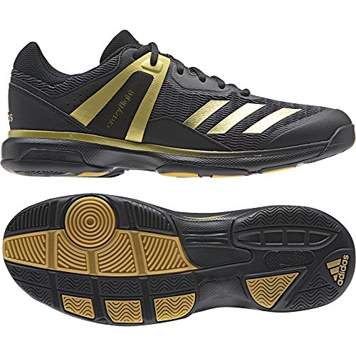 Adidas crazyflight Team schwarz - 10-