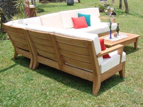 51DsTTbQIZL 51 Teak Outdoor Furniture Ideas