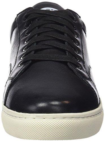 G-Star Raw STANTON LOW - Zapatillas para hombre Negro (Black 990)