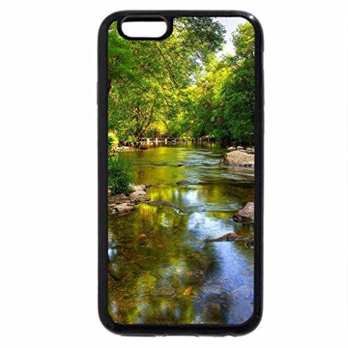 iPhone 6S Case, iPhone 6 Case (Black & White) - Exmoor, UK