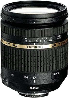 Tamron B005E AF 17-50 mm F/2.8 XR Di II VC, LD, ASL (IF) 8: Amazon ...