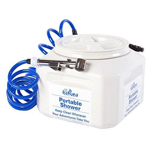 Big Kahuna Portable Shower 4.7 Gallons