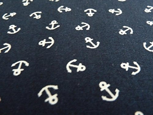 4er Blau Taille Mouchoir Weiß Unique Boutique Kleine Multicolore Anker Femme qwXZIZz