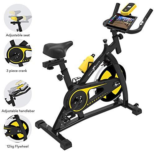 Nero Sports Spinning Aerobic Exercise Bike Indoor Training Fitness Cardio Spin Bike