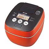 タイガー 炊飯器 5.5合 圧力 IH アーバンオレンジ 炊きたて 炊飯 ジャー JPB-G102-DA Tiger