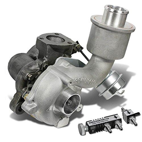 For Audi TT/VW Bettle/Jetta/Golf Mk4 1.8T K04 Turbocharger Turbine A/R .70 + 30 psi Boost Controller (Black) (2005 Volkswagen Beetle Turbocharger)