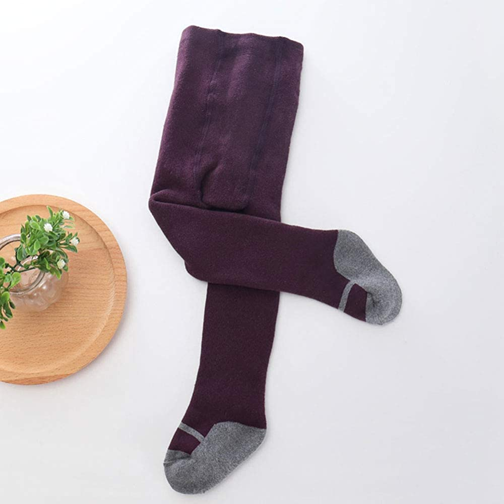 LSERVER Calcetines Leggings de Algodón para Bebé Niñas Pantimedias ...