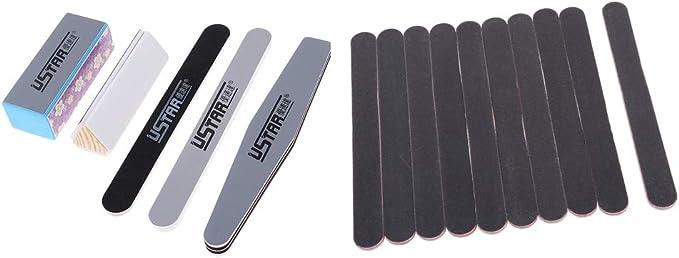 B Blesiya 6PCS Grinding Polishing Set Model Polishing Buffing Sticks Tools for Beginner Craft