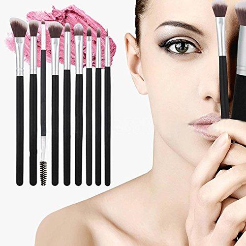 YOYORI Makeup Brushes Premium 14 Pcs Synthetic Foundation Po
