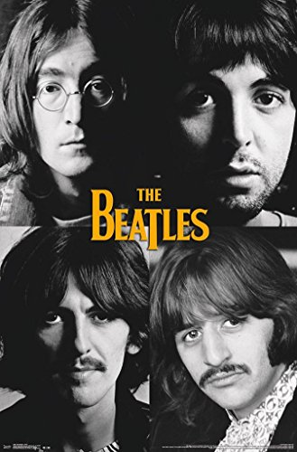 Poster - The Beatles - Grid New Wall Art 22x34 rp13887 by Trends International