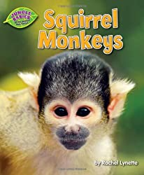 Squirrel Monkeys (Jungle Babies of the Amazon Rain Forest)