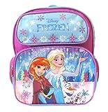 Cheap Disney Frozen 12″ Toddler School Backpack – Elsa, Anna, Olaf