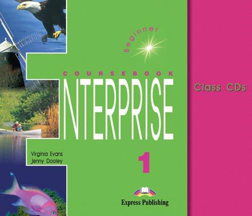 Read Online Enterprise 1 Beginner - Class CDs Set of 3 pdf