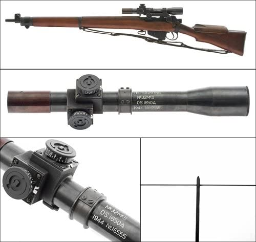 Numrich Enfield No. 32 MKII Reproduction Sniper Scope