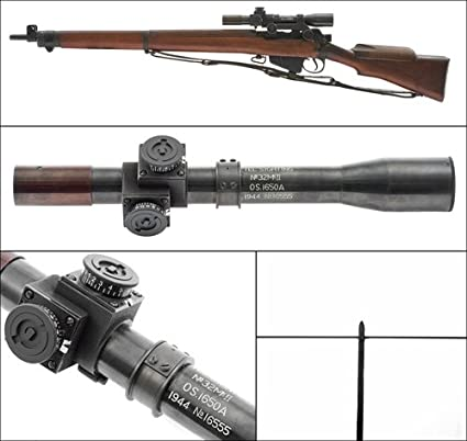 Numrich Enfield No  32 MKII Reproduction Sniper Scope