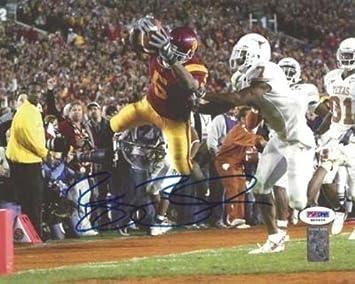 929118603 Reggie Bush Signed 8x10 Photo USC Trojans - PSA DNA Authentication ...