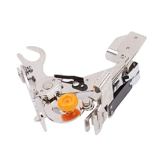 L_shop Prensatelas para máquina de Coser, de la Marca, Volantes Ajustables, para máquina de Coser en casa: Amazon.es: Hogar