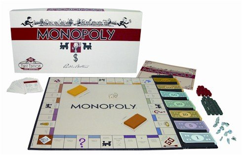 Image result for monopoly 1935
