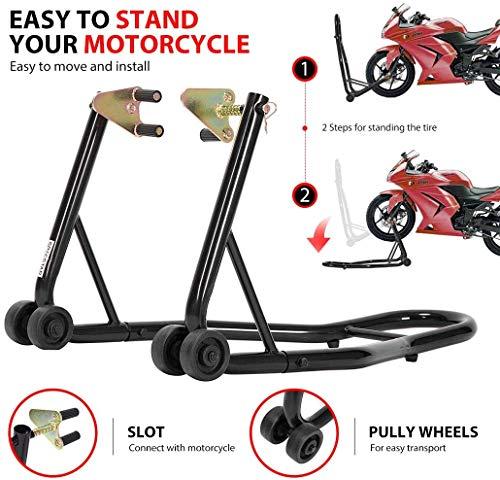 2 SPECSTAR+Motorcycle+Universal+Swingarm+Kawasaki