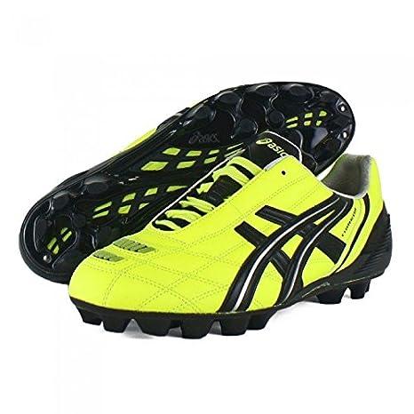 scarpe calcio asics tigreor nere