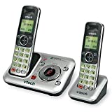 VTech CS6429-2 2-Handset DECT 6.0 Cordless Phone with Answering System and Caller ID