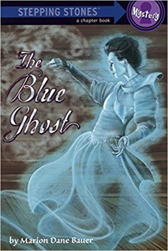 amazon the blue ghost a stepping stone book tm marion dane