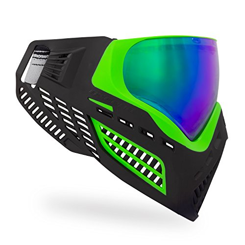 Virtue VIO Ascend Thermal Paintball Goggles with Dual Pane Lens (Lime Emerald)