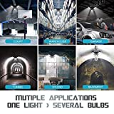 Wireless Tribright Led Garage Light