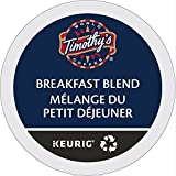 Timothy`s Breakfast Blend K-Cup Pod, 30 Count