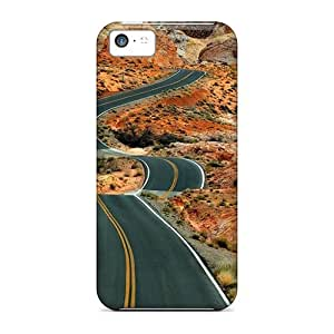 fenglinlinNew Fashion Premium Cases Covers For iphone 4/4s - The Road
