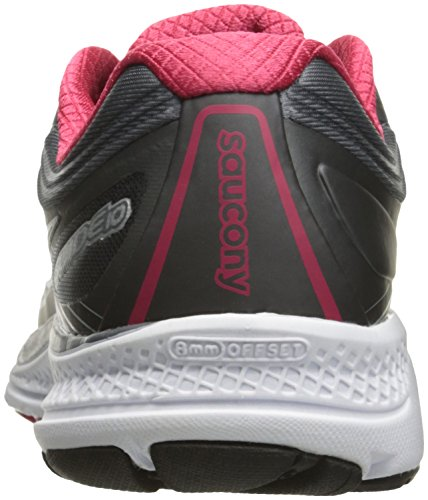 Silver Women's 10 Saucony Shoes Berry Guide Running qpwndXf