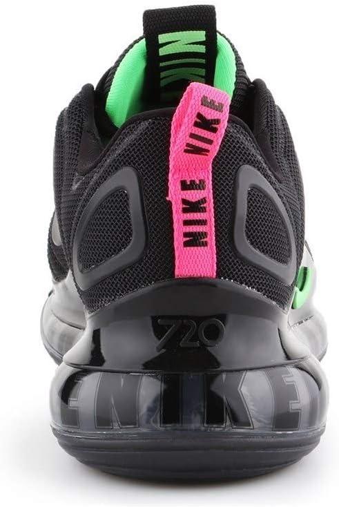 Nike Air Max 720 Black Neon Noir Black
