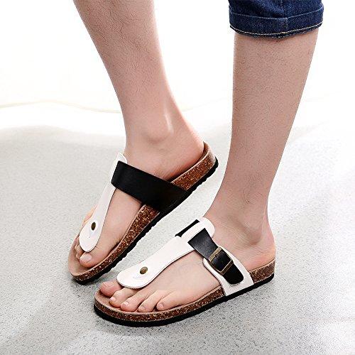 Fankou Männer Sind im im im Sommer Kühl und Student Lounge Hausschuhe Frauen Paare Schuhe für Mädchen 37 Serie L 6508e4