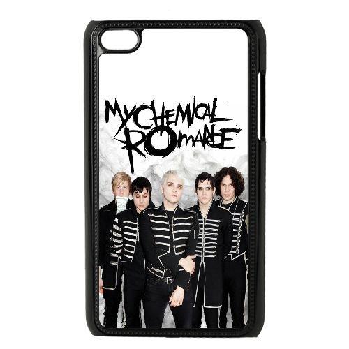 iPod Touch 4 Case Black My Chemical Romance PWN Phone Case