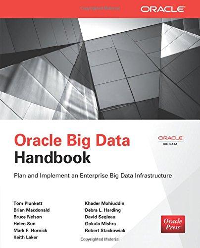 Oracle Big Data Handbook (Oracle Press)