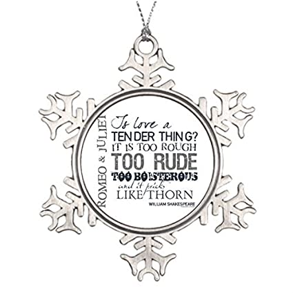 Amazon Jared Ideas For Decorating Christmas Trees Romeo Juliet Magnificent Romeo And Juliet Love Quotes