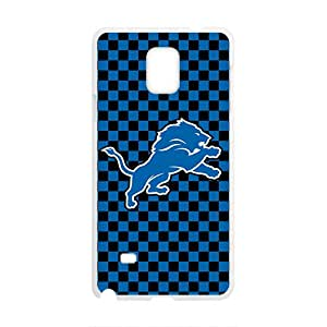 NFL Detroit Lions Phone case for Samsung Galaxy note 4