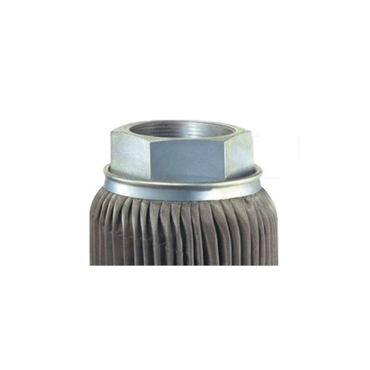 3//4 Female NPT C5 3//4 60 Crimped Suction Strainer 5 GPM Flow Ezy Filters 60 Mesh Size 3//4 Female NPT Inc