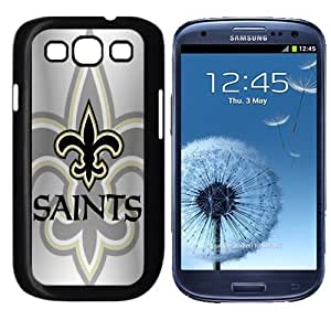 NFL New Orleans Saints Samsung Galaxy S3 Case Cover by icecream design