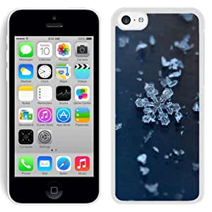 Unique And Beautiful Snowflakes (2) Durable High Quality iPhone 5C Phone Case