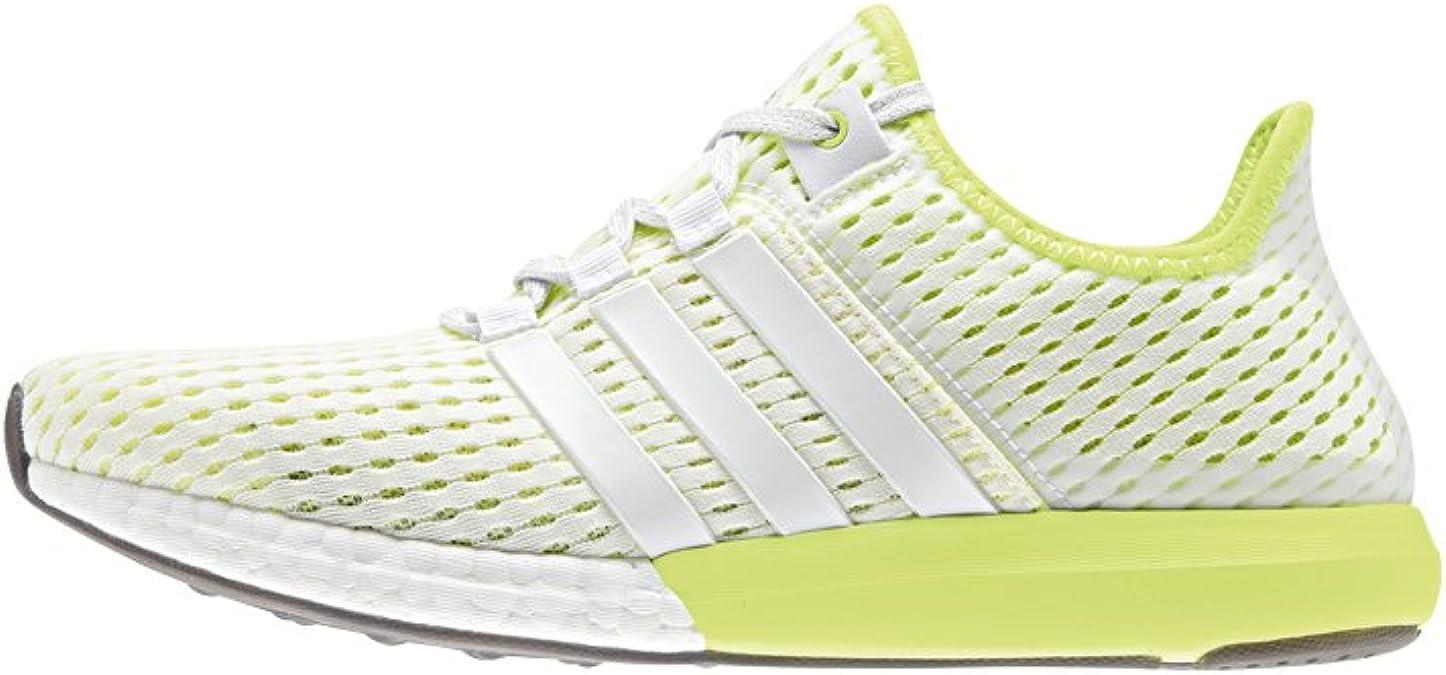 adidas Climachill Gazelle Boost Zapatillas de Running para Mujer Blanco Blanco Talla:5.5: Amazon.es: Deportes y aire libre