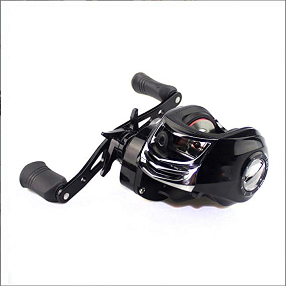 Goteo de Metal de Ruedas, Spinning Wheel Carrete de Pesca Mar ...