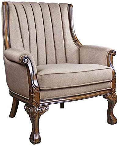 Design Toscano Winnington Manor Chair, 33 x 34 x 41