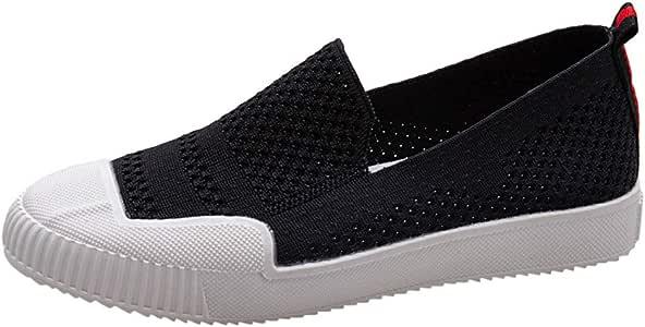 ღLILICATღ Mujer Zapatillas para Andar Casual Calzado de Planos ...