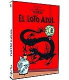 Tintín: El Loto Azul [DVD]