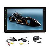 EinCar Navigation Seller HD Car Video Player Tablet Fashion Design Lowest Price 7 inch Double 2 din GPS Navigation with Capacitive Touch Screen Multi-touch GPS/BT/MAP4/FM/AM Radio in Dash Audio Video Headunit / Wireless Rear Camera
